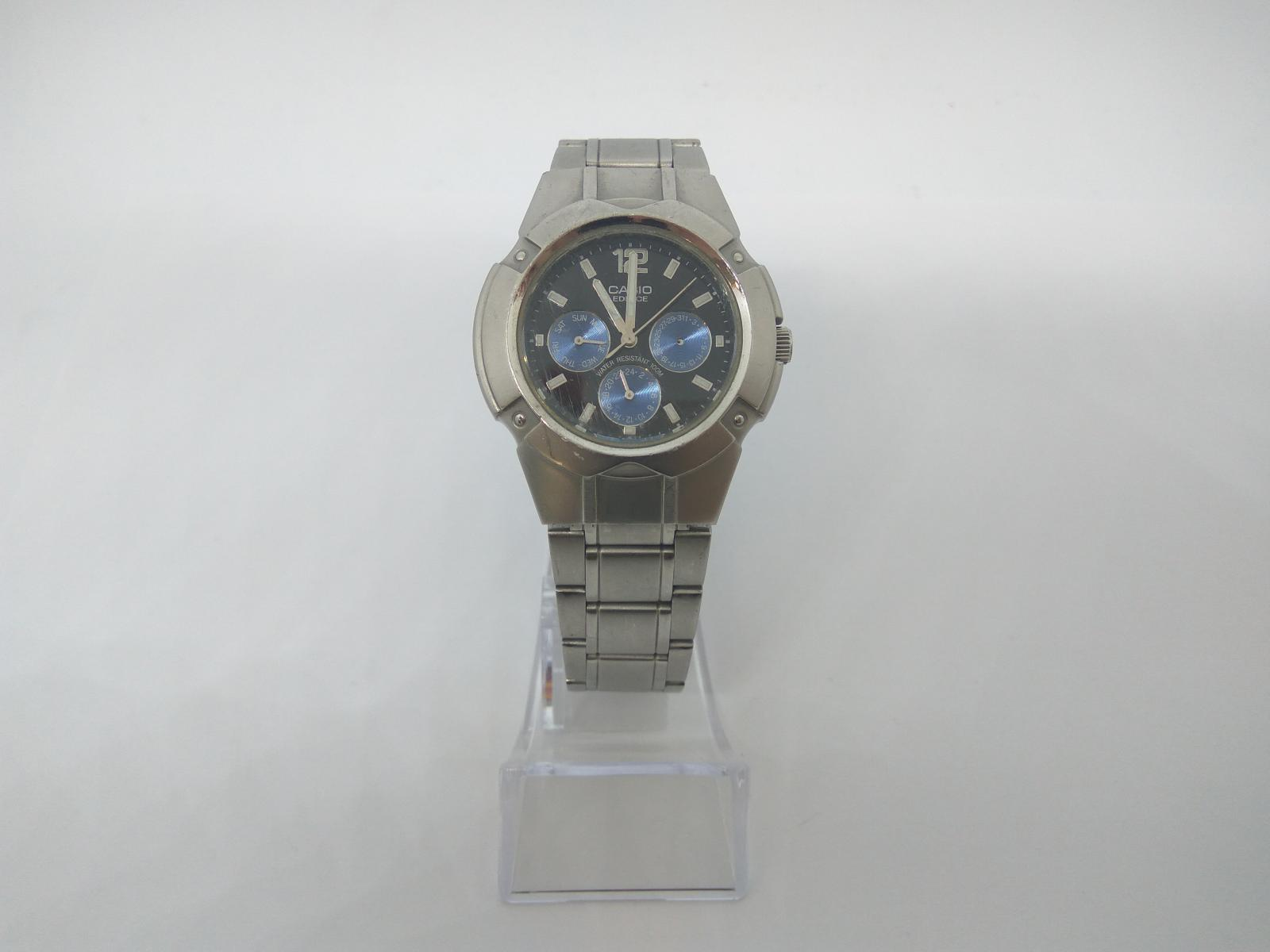 Reloj Casio Edifice 303 R Ediface 303l Fotos